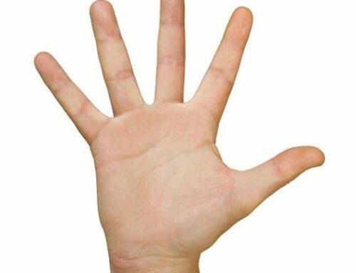 oefeningen bij pijnlijke handen